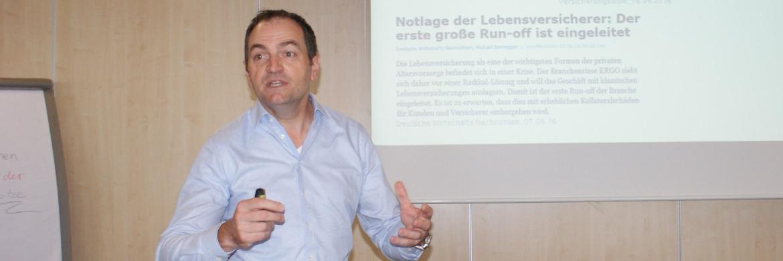 Markus Drews, Hauptbevollmächtigter der deutschen Niederlassung der Canada Life