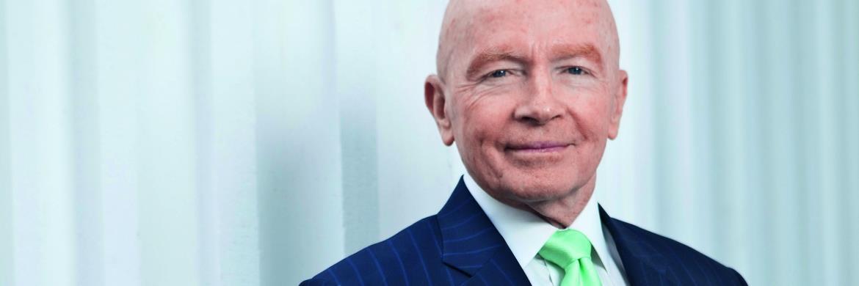 Schwellenbörsen-Experte Mark Mobius: Mit 80 Jahren immer noch ganz nah an den Märkten