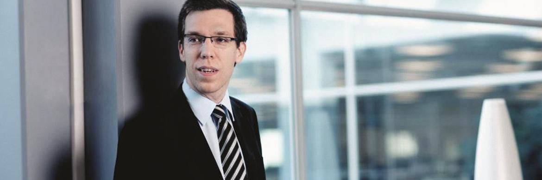 Morten Lund Ligaard, Chefportfolioberater des Danske Invest SICAV Eastern Europe Class A Fund