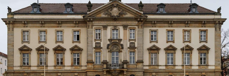Amtsgericht Charlottenburg|© A.Savin, Wikimedia Commons