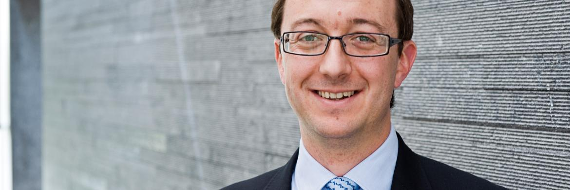 Matthew Siddle, Manager des Fidelity European Growth Fund