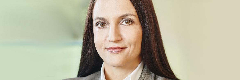 Betina Wunderlich, Leiterin des Bereichs Distribution und Marketing Services für Banken bei Accenture in Deutschland.|© Accenture