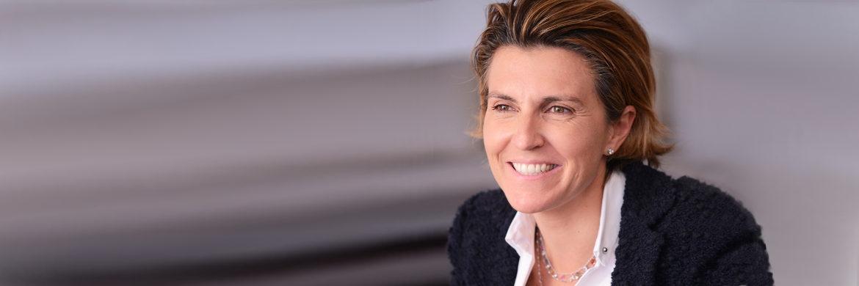 Carolina Minio-Paluello, Globale Leiterin Vertrieb und Lösungen bei Lombard Odier IM