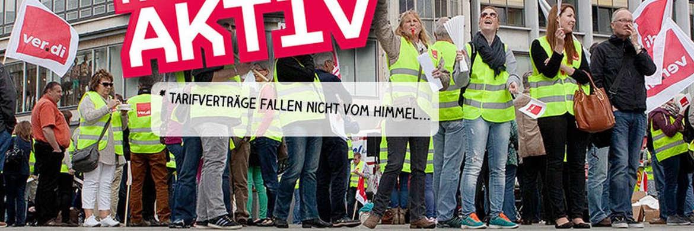 Eine Verdi-Kampagne|© Verdi-Finanzdienstleistungen