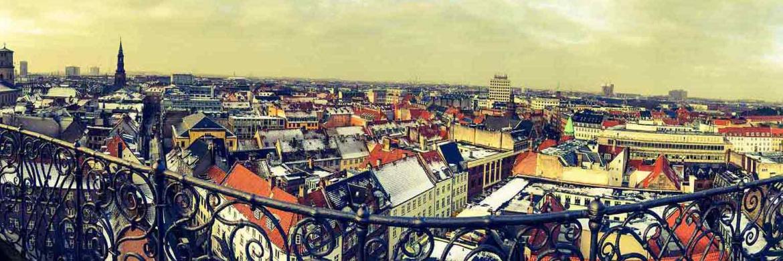 Blick über Kopenhagen, Dänemark|© Pixabay