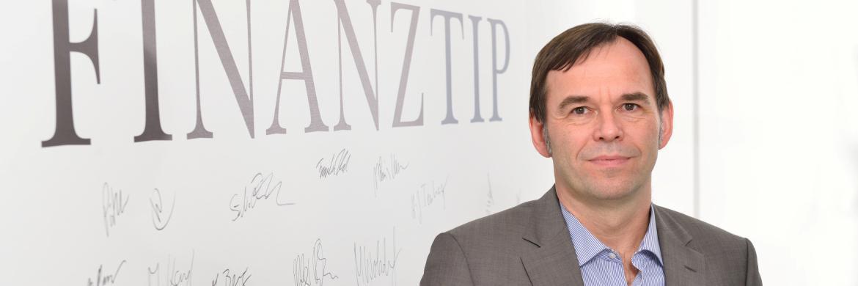 Hermann-Josef Tenhagen ist Chefredakteur des Verbraucherportals Finanztip.|© Finanztip
