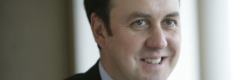 Keith Wade, Chefökonom der britischen Fondsgesellschaft Schroders