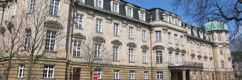 Der Bundesfinanzhof in München|© AHert/Wikipedia