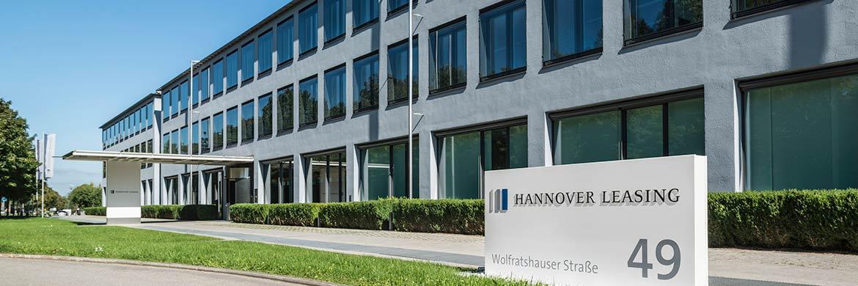 Hauptverwaltung Hannover Leasing in Pullach|© Thomas Riese