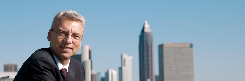 Klaus Nieding, Vizepräsident des Vereins Deutsche Schutzvereinigung für Wertpapierbesitz (DSW)