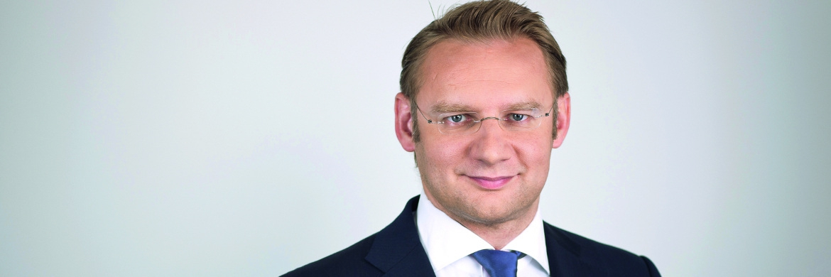 Eckhard Sauren, Gründer der Sauren Financial Group