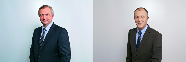 Kurt Eichhorn (links) und Rudolf Gattringer, Manager des Kepler Vorsorge Mixfonds