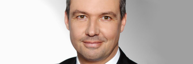 Holger Leimbeck, Bereichsleiter Marketing und Vertrieb bei der Bayerninvest