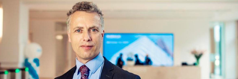 Lukas Daalder, Chief Investment Officer von Robeco Investment Solutions