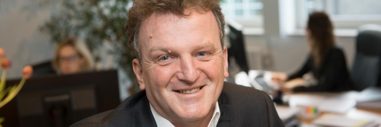 Versicherungsmakler Matthias Helberg