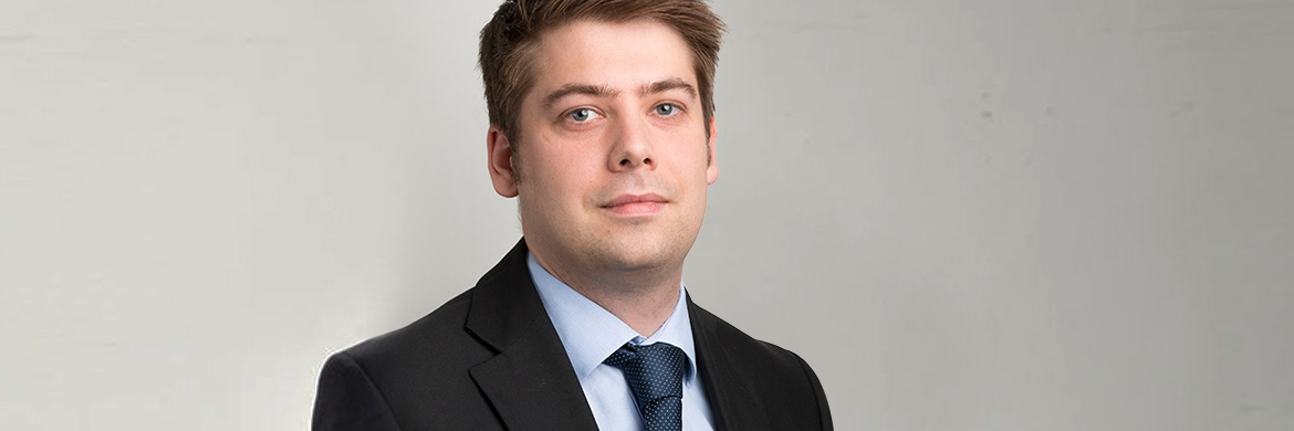 James Lynch, Co-Manager des Kames Absolute Return Bond Constrained Fund