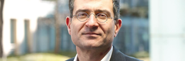 Morningstar-Chefredakteur Ali Masarwah