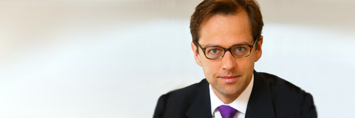 Huw van Steenis, Global Head of Strategy bei Schroders