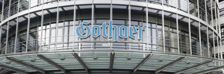 Gothaer-Zentrale in Köln: Der Versicherer zählt zu den Top-5 Anbietern mit den günstigsten Studenten-BU-Tarifen|© Gothaer