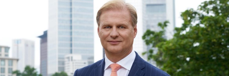 Achim Küssner, Geschäftsführer der deutschen Niederlassung Schroder Investment Management GmbH