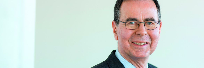 Klaus Kaldemorgen, Manager des Mischfonds Deutsche Concept Kaldemorgen