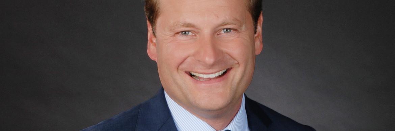 Stefan Lehmann, neues Vorstandsmitglied und Finanzchef von Generali Deutschland
