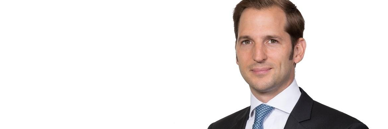 Florian Uleer, Deutschland-Chef bei Columbia Threadneedle Investments