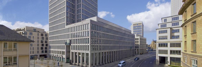 Hauptsitz von Union Investment in Frankfurt
