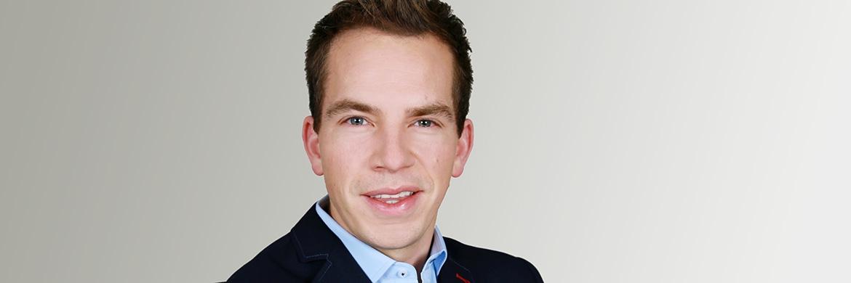 Die Zukunft des Vertriebs findet online statt. Das meint Exporo-Chef Simon Brunke