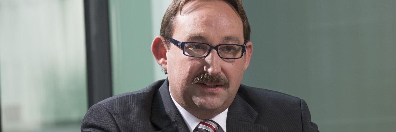 Dirk Fischer, Geschäftsführer bei Patriarch Multi-Manager