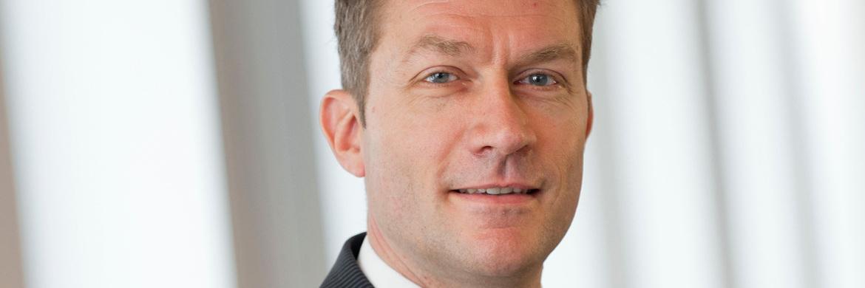Damien Marichal, Portfoliomanager beim belgischen Vermögensverwalter Degroof Petercam Asset Management