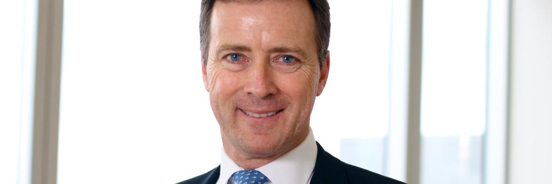 Greg Jones, Managing Director bei Henderson GI für den Vertrieb im Emea-Raum