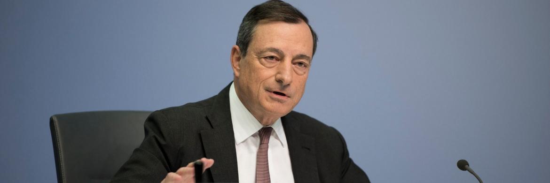 Mario Draghi ist seit Ende 2011 Präsident der Europäischen Zentralbank (EZB).