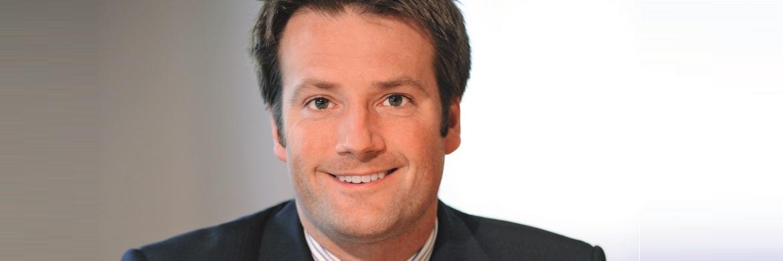 Stuart Rhodes, Manager des M&G Global Dividend