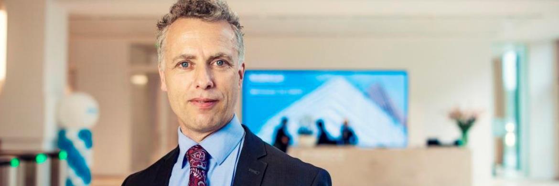 Lukas Daalder, Chief Investment Officer von Robeco Investment Solution
