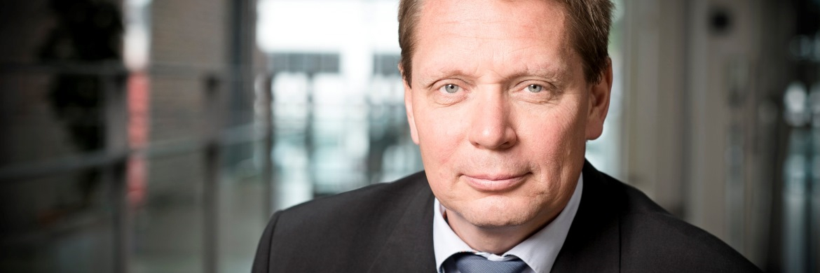 Henning Mortensen, Head of Jyske Capital
