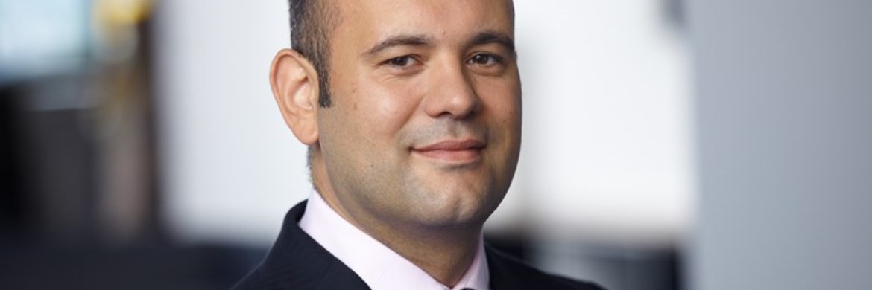 Carlos Böhles, Leiter institutionelles Geschäft von Schroders in Deutschland