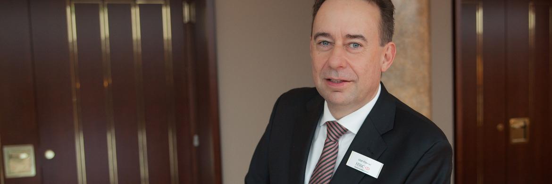 Olaf Riemer, Direktor Institutional & Wholesale Business bei HSBC Global Asset Management (Deutschland)