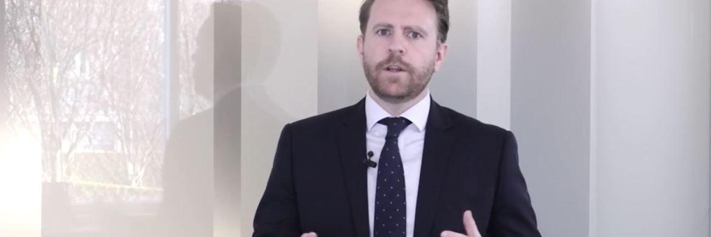 David Ennett ist Spezialist für Hochzinsanleihen bei Kames Capital|© Videointerview-Screenshot