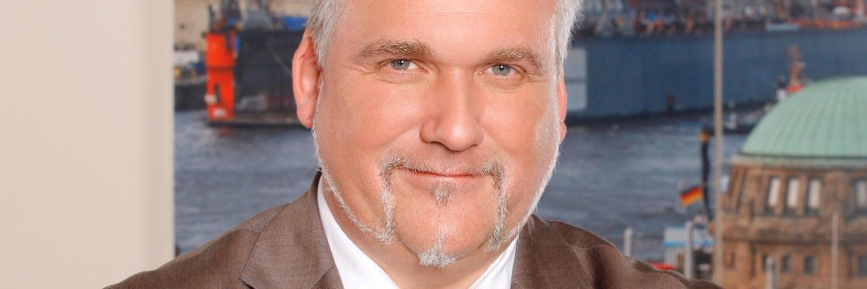 Axel Kleinlein, Vorstandsvorsitzender des Bunds der Versicherten (BdV)