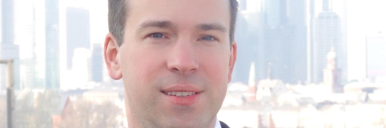 Christian von Engelbrechten managt den Fidelity Germany Fund