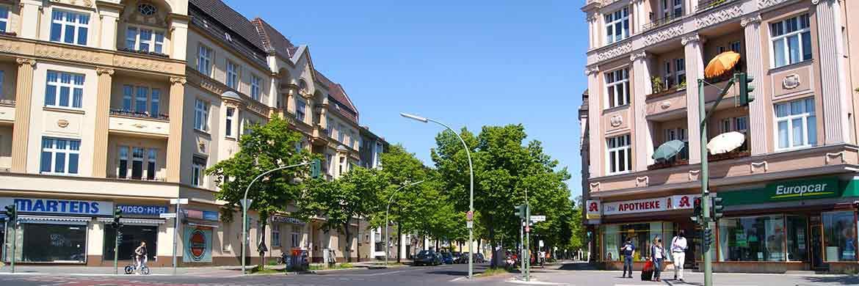 Berlin Spandau: Wohnimmobilien können mit stabilen Renditen punkten.