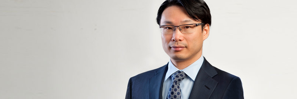 Sammy Suzuki, Portfolio Manager Strategic Core Equities vom Asset Manager AB