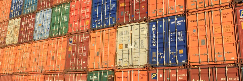 Schiffscontainer im belgischen Antwerpen|© pixabay.com