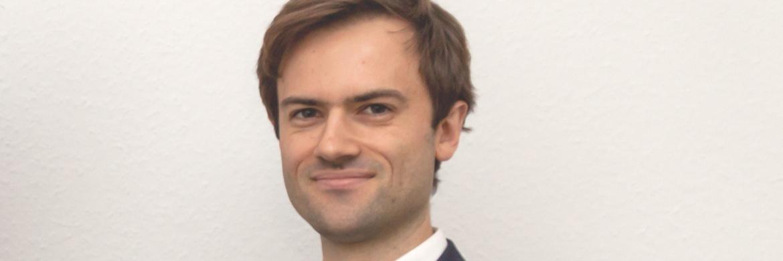 Dimitri Widmann, Berater des Squad Aguja Opportunities Fund