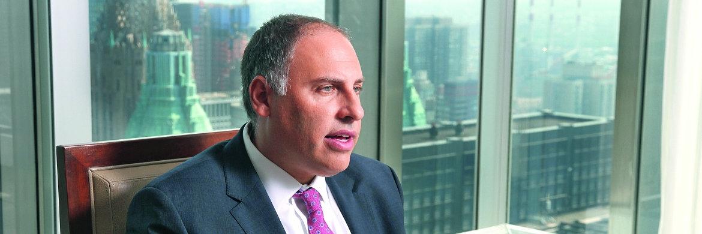 Michael Schoenhaut, Manager des JPM Global Income