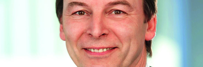 Spezialist für Immobilienfinanzierung Dieter Pfeiffenberger, Postbank/DSL Bank