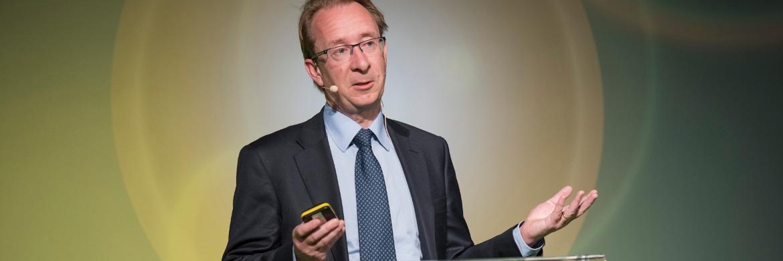 Richard Woolnough, Fondsmanager des M&G Optimal Income Fund