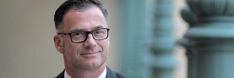 Thomas Buckard, Vorstand von Michael Pintarelli Finanzdienstleistungen (MPF) aus Wuppertal