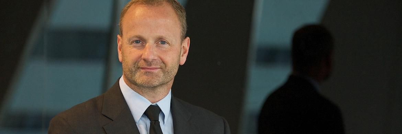 Steen Jakobsen, Chief Investment Officer (CIO) der Saxo Bank